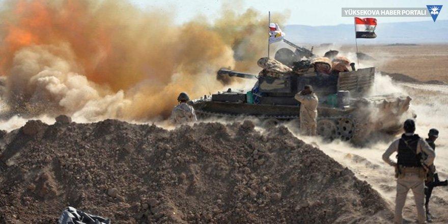 Irak'ta peşmergesiz IŞİD operasyonu!