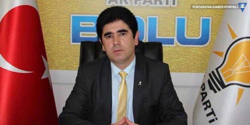 AK Partili Başkan Esen: İstifa etmedik, ettirildik