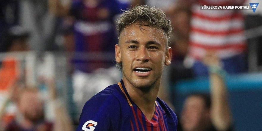 Barcelona Neymar'ı mahkemeye verdi