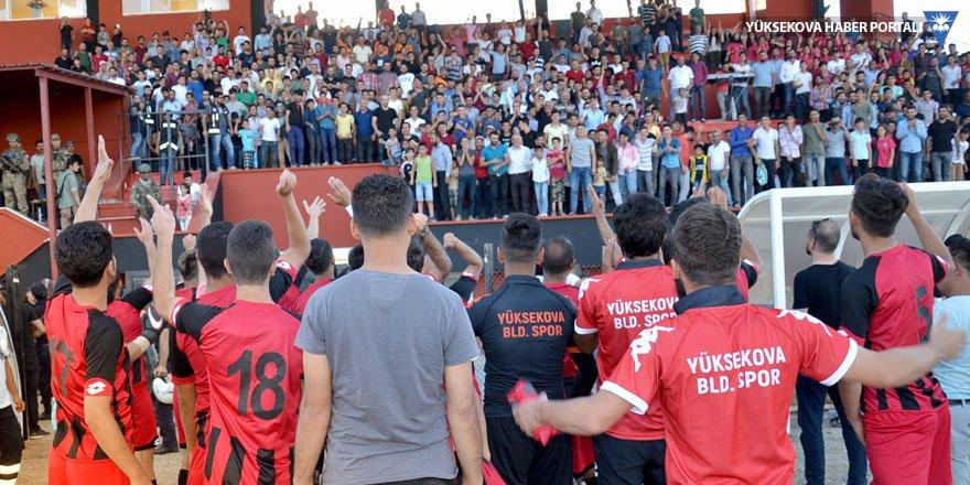 Yüksekova Belediye Spor'un 2. turdaki rakibi belli oldu