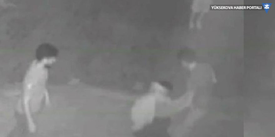 Kadın öğretmene ve öğrencilere saldırı