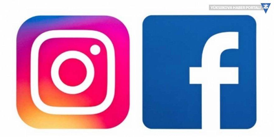 Facebook ve Instagram'a erişim sorunu yaşandı