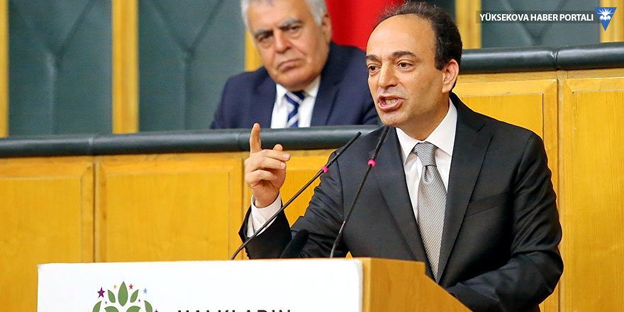 Meclis'te Baydemir'e 'Kürdistan' cezası