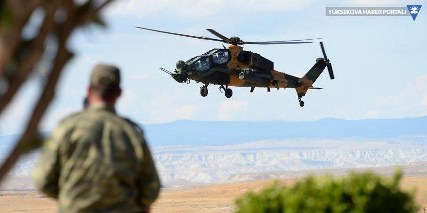 TSK'dan 'Hakkari' açıklaması: Hiçbir sivile zarar vermedik