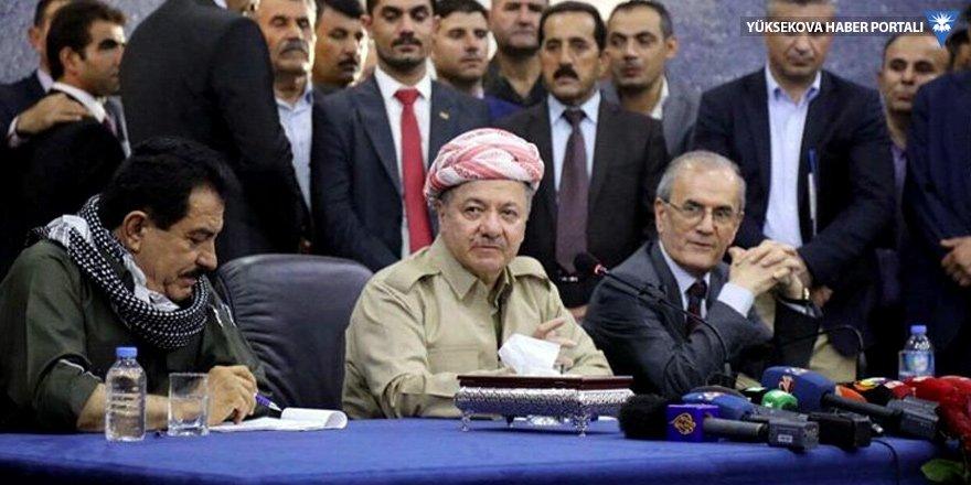 Mesud Barzani: Kerkük'süz Kürdistan, kalbi olmayan insana benzer