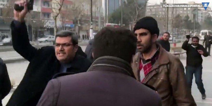 HDP'li vekile silah çeken polis, 'FETÖ'den yargılanıyor