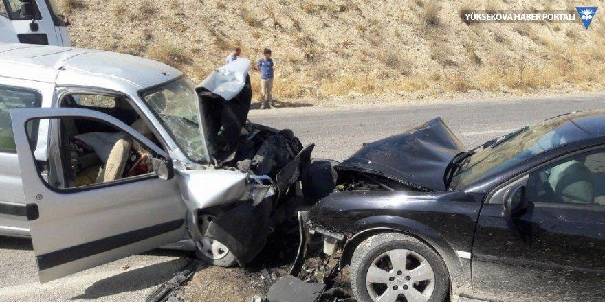 Kahta'da trafik kazası: 9 yaralı