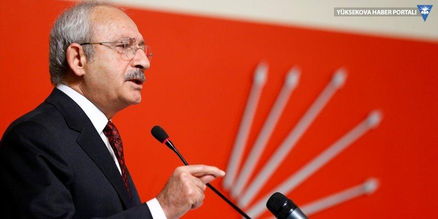 Kılıçdaroğlu: Bizde adayı parti belirler