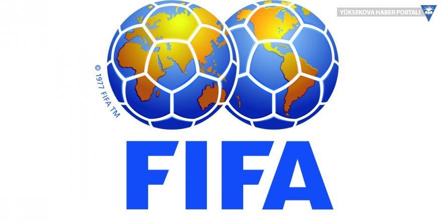 FIFA dünya futbolunda Türkiye 27. sırada