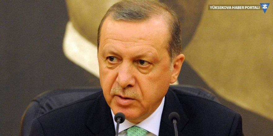 Erdoğan: Kürt kardeşlerim kusura bakmayın