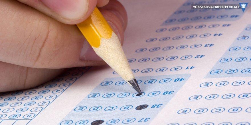 ÖSYM sınav kağıdını kaybetti
