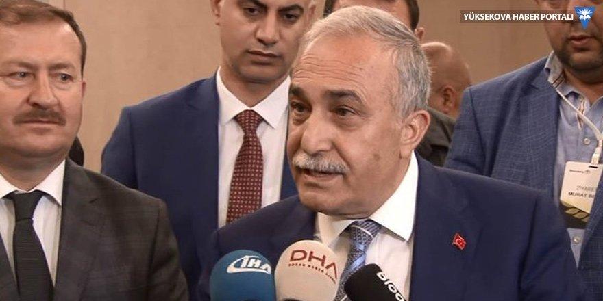 Bakan Fakıbaba'dan fındık azarı