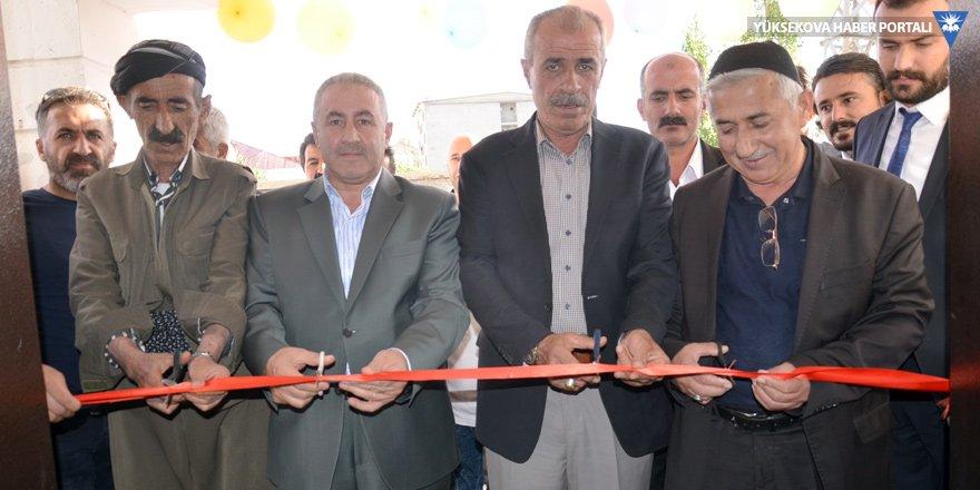 Yüksekova'da kapsamlı Fizik Tedavi ve Rehabilitasyon merkezi açıldı