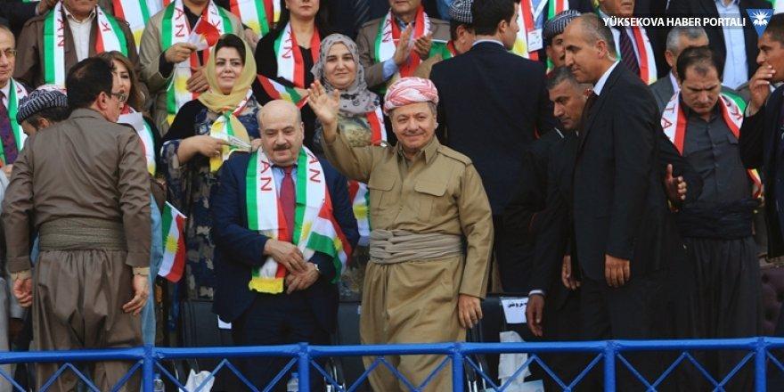 Barzani: Demokrasiniz şimdi nerede?