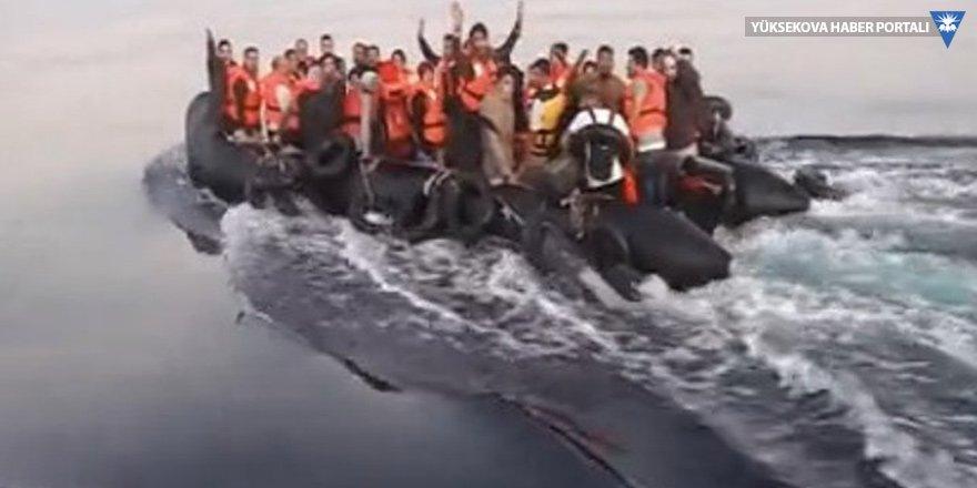 Kocaeli'de göçmen teknesi battı: 15 ölü, 20 kayıp
