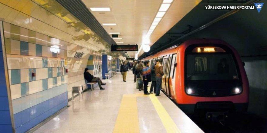 Metroda bomba şakası yapan 3 liseliye hapis cezası