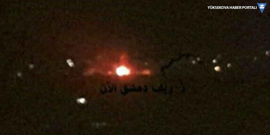 İsrail, Şam Havalimanı yakınlarını vurdu