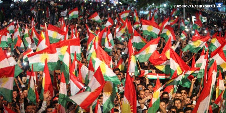 'Kürdistan referandumu' resmen başladı