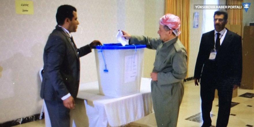 Mesud Barzani'den ilk açıklama: Onur duyuyorum