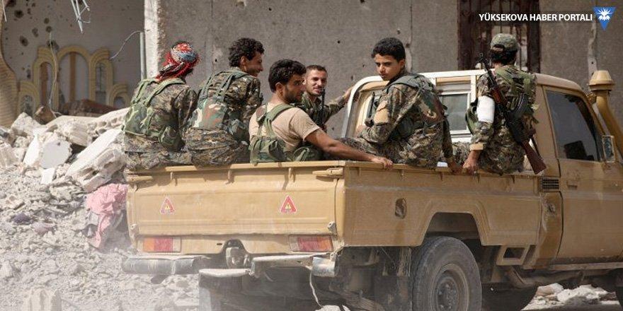 SDG, en büyük petrol yatağını IŞİD'den aldı