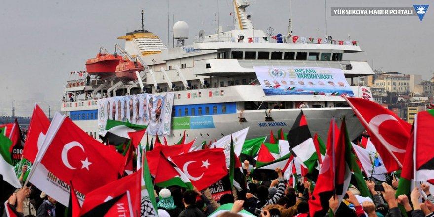 İstanbul'daki Mavi Marmara davasında saldırgan İsrail askerlerine takipsizlik