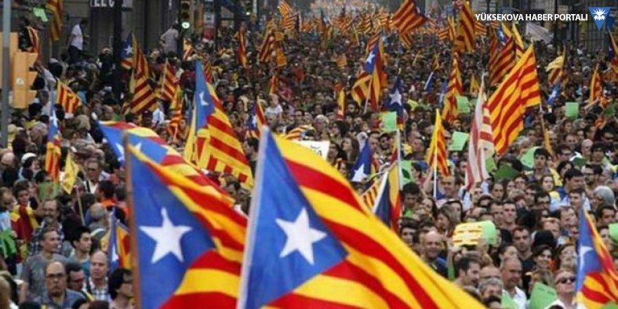 Katalonya resti gördü!