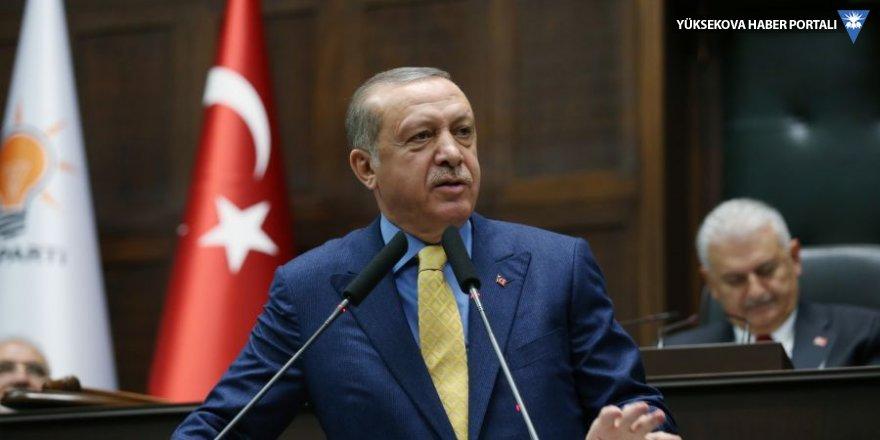 Cumhurbaşkanı Erdoğan: Bu yola koltuk sevdasıyla değil, hizmet sevdasıyla çıktık