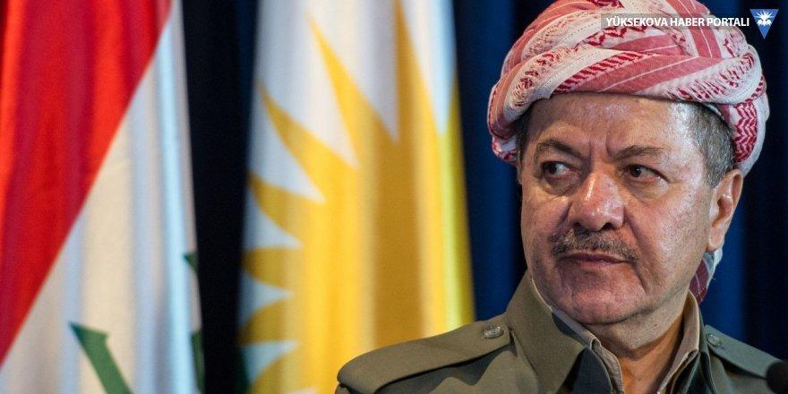 Barzani'den dünyaya çağrı: Ablukaya karşı çıkın