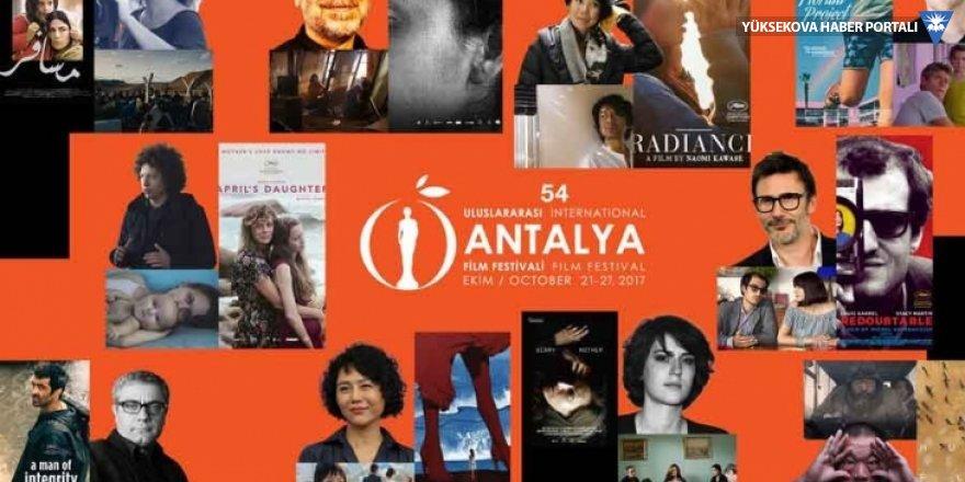 Antalya Film Festivali seçkisi açıklandı