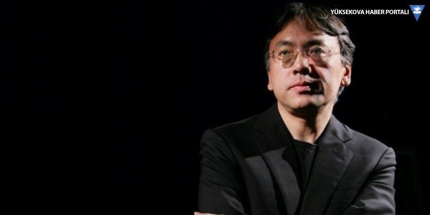 Nobel Edebiyat Ödülü'nü yazar ve senarist Kazuo Ishiguro kazandı