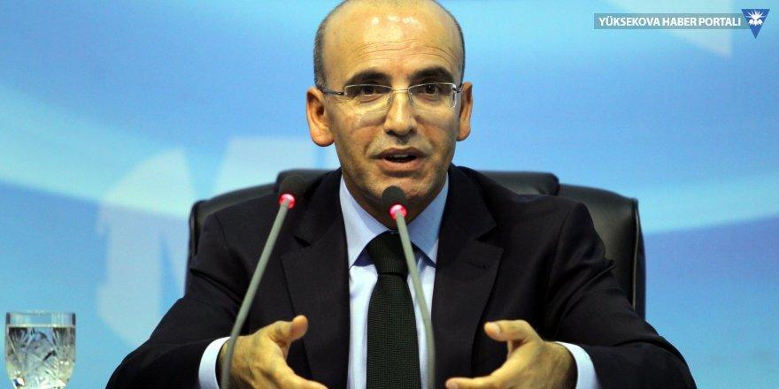 Başbakan Yardımcısı Mehmet Şimşek'ten 'fakir' açıklaması