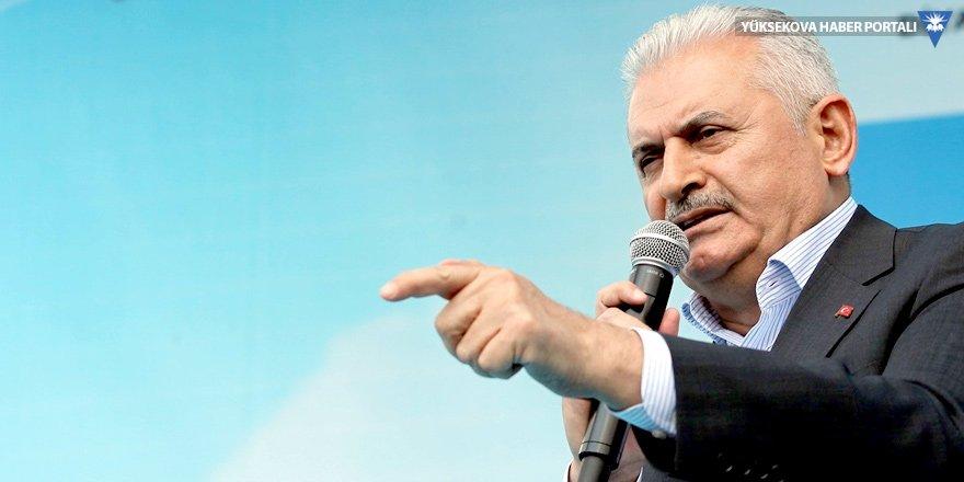 Yıldırım: Öcalan posterleri ABD-Türkiye ilişkisine en büyük zararı verdi