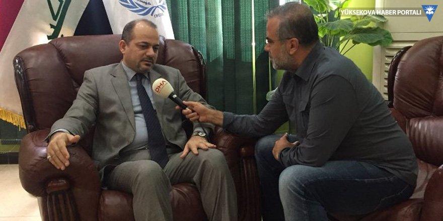 Haşdi Şabi Sözcüsü: Musul ve Kerkük'e saldırı haberi doğru değil