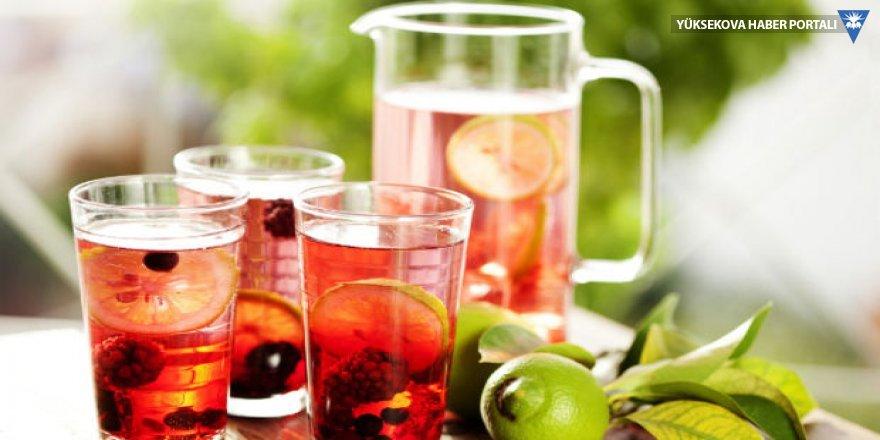 Meyve suyunda 'Tonsil' alarmı