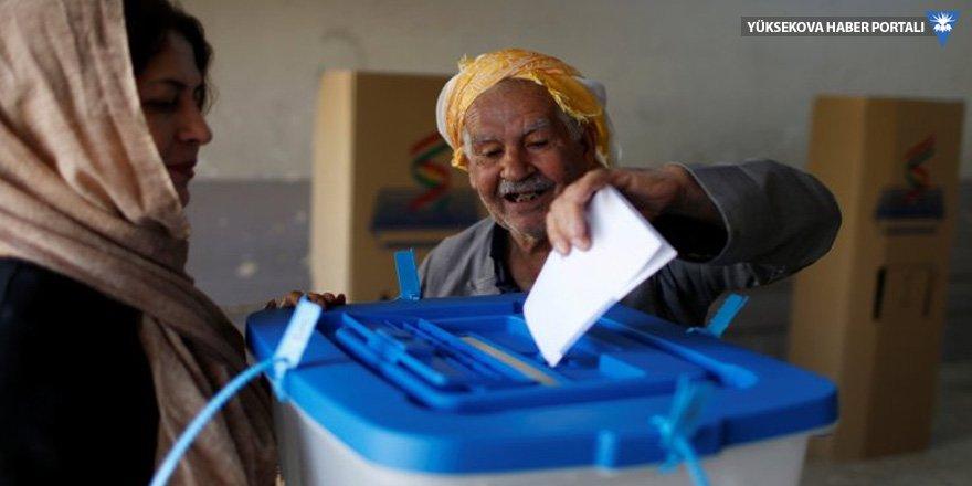 IKBY referandumu yetkilileri için tutuklama kararı