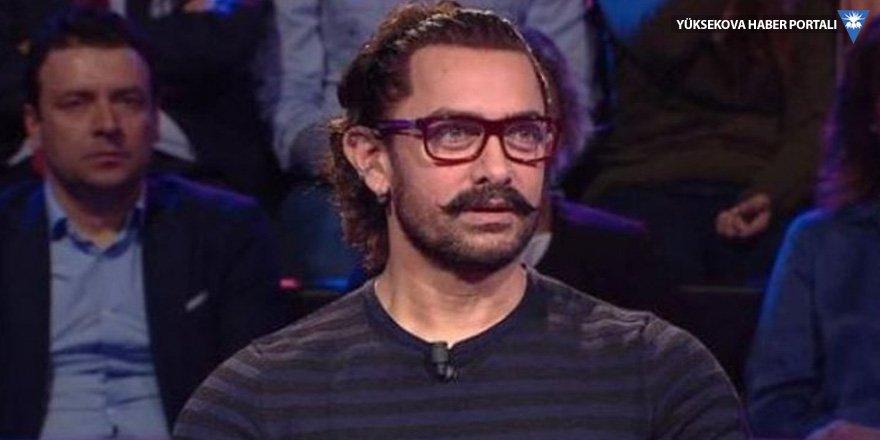 Aamir Khan'a 'İzzet Altınmeşe' sorusu