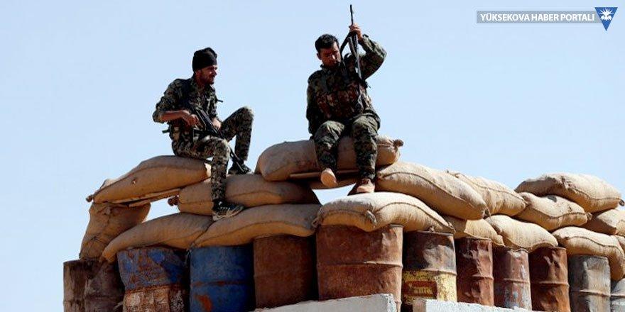 Irak'tan 'SDG ile ortaklık' haberine yalanlama