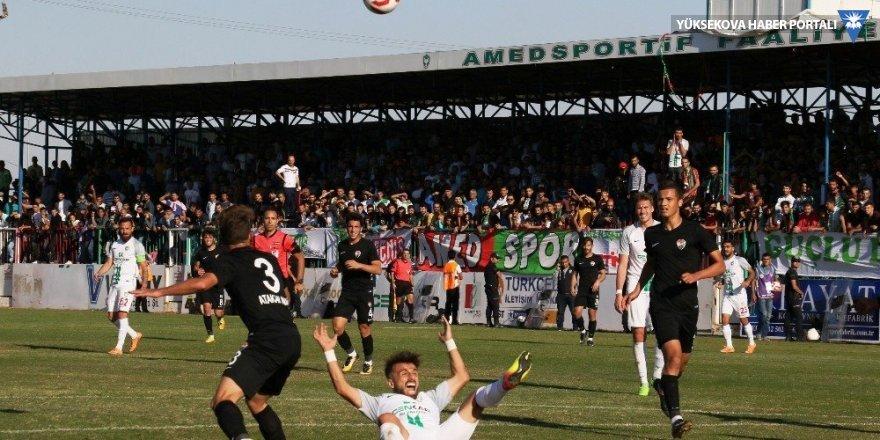 Amed Sportif Faaliyetler: 2 - Kocaeli Birlikspor: 1