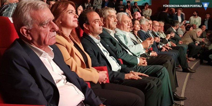 HDP 5'inci kuruluş yıldönümünü kutladı