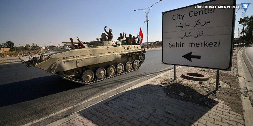 KYB: Kerkük Bağdat'a teslim edilmedi
