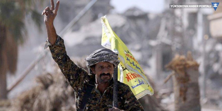 'Rakka IŞİD'den tamamen temizlendi'