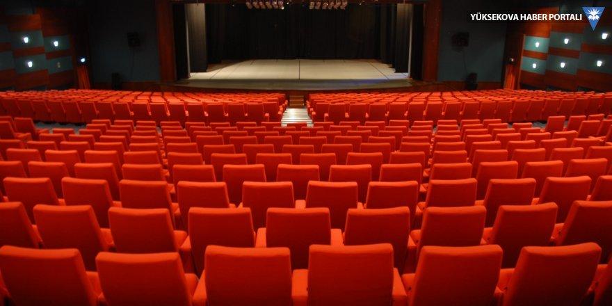 Yüksekova'da tiyatro oyunu sahnelenecek
