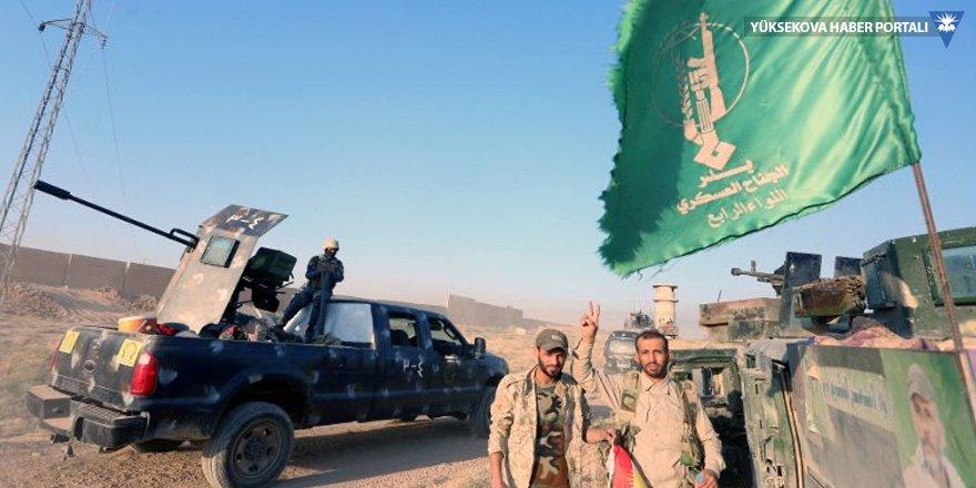 Haşdi Şabi: Kerkük sınırını geçmeyeceğiz