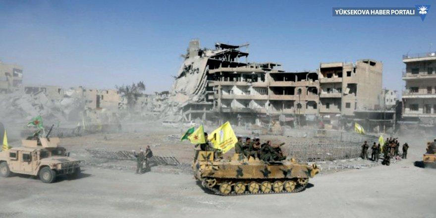 IŞİD'den kurtarılan Rakka'dan ilk görüntüler