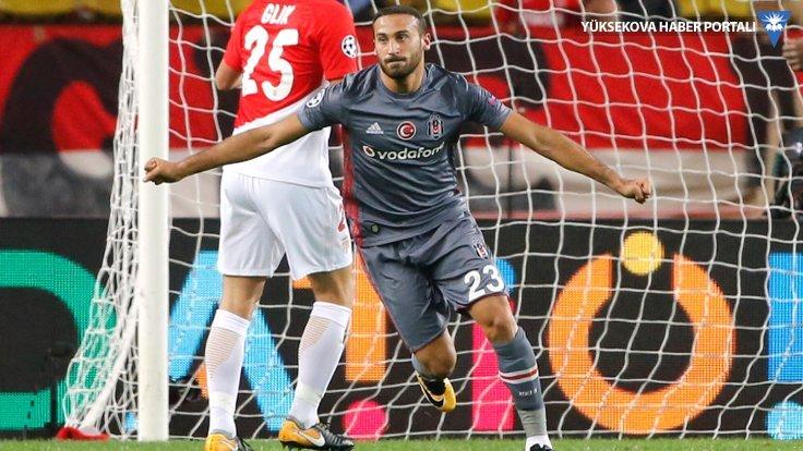 Monaco: 1 - Beşiktaş: 2