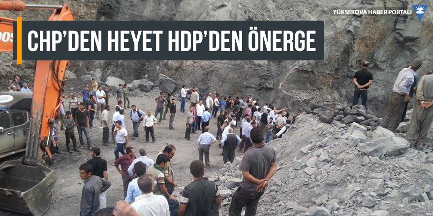 Şırnak'taki maden faciasında 3 kişi gözaltına alındı