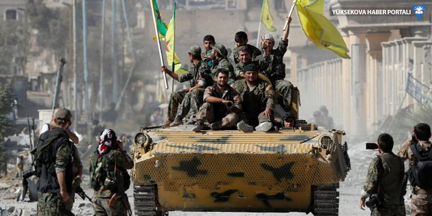 Pentagon sözcüsü: Rakka'da Öcalan posteri açılmasını kınıyoruz
