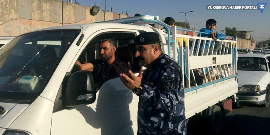 Kerkük'ten kaçış: Tek yol Süleymaniye