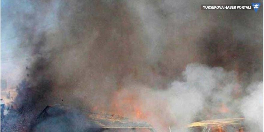 Afganistan'da askeri üsse saldırı: En az 43 ölü