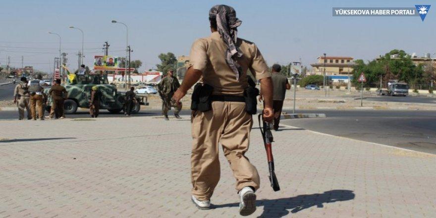 Peşmerge ile Haşdi Şabi arasında çatışma